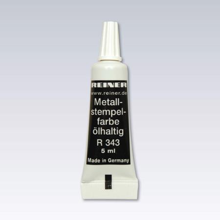 Metallstämpelfärg